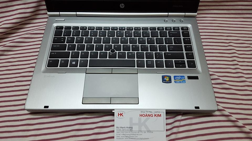 HP Elitebook 8470p -i5 3340M,4G,320G,VGA ATI 7570M 1G,Webcam,Bluetooth - 2