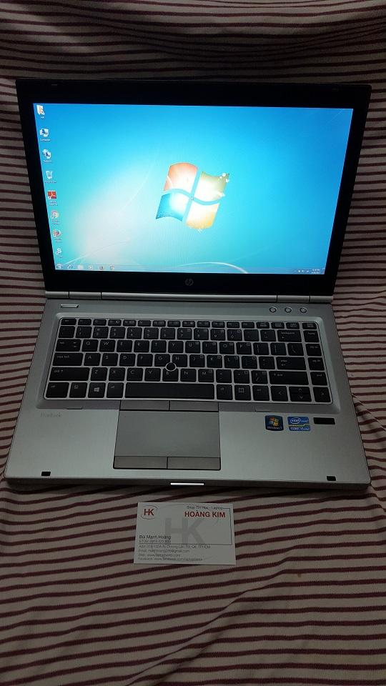 HP Elitebook 8470p -i5 3340M,4G,320G,VGA ATI 7570M 1G,Webcam,Bluetooth - 3
